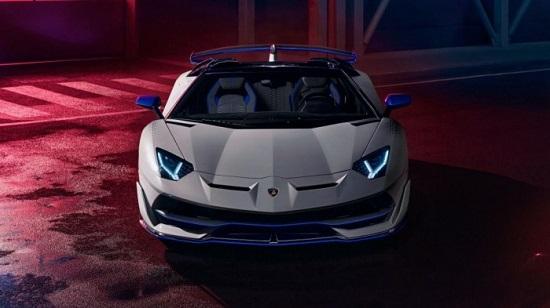 Hàng hiếm Lamborghini Aventador SVJ Roadster ra mắt với số lượng chỉ 10 chiếc trên toàn thế giới  - Ảnh 4
