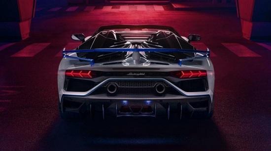 Hàng hiếm Lamborghini Aventador SVJ Roadster ra mắt với số lượng chỉ 10 chiếc trên toàn thế giới  - Ảnh 5