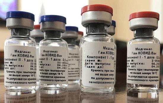 Nga chính thức lưu hành lô vắc xin ngừa COVID-19 đầu tiên - Ảnh 1