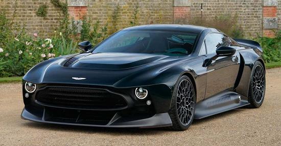 Siêu xe độc nhất thế giới Aston Martin Victor hội tụ những sáng tạo chưa từng có  - Ảnh 1