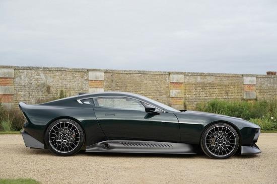 Siêu xe độc nhất thế giới Aston Martin Victor hội tụ những sáng tạo chưa từng có  - Ảnh 2