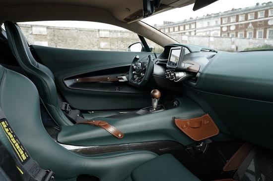 Siêu xe độc nhất thế giới Aston Martin Victor hội tụ những sáng tạo chưa từng có  - Ảnh 4