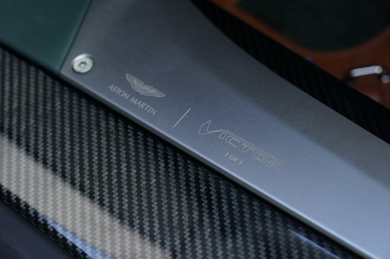 Siêu xe độc nhất thế giới Aston Martin Victor hội tụ những sáng tạo chưa từng có  - Ảnh 5