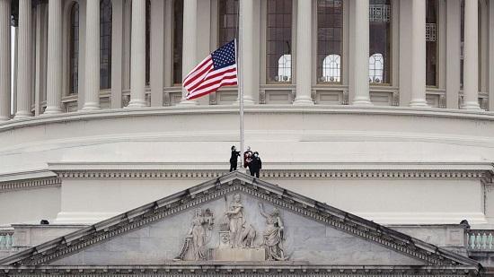 Điều tra vụ bắn chết người trong cuộc bạo động ở Tòa Quốc hội Mỹ  - Ảnh 1