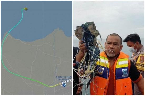 Vụ máy bay Boeing 737 mất tích: Nghi vấn gặp nạn dưới biển, toàn bộ hành khách là công dân Indonesia - Ảnh 1