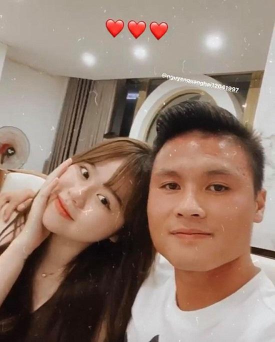 """Huỳnh Anh bất ngờ đăng ảnh thân thiết với """"người cũ"""" Quang Hải  - Ảnh 3"""
