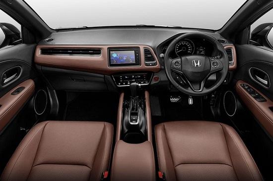 Honda HR-V 2021 chính thức ra mắt, giá từ 591 triệu đồng  - Ảnh 3