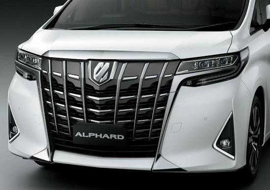 """""""Chuyên cơ mặt đất"""" Toyota Alphard 2021 chính thức ra mắt, giá từ 4,219 tỷ đồng - Ảnh 2"""