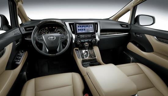 """""""Chuyên cơ mặt đất"""" Toyota Alphard 2021 chính thức ra mắt, giá từ 4,219 tỷ đồng - Ảnh 3"""