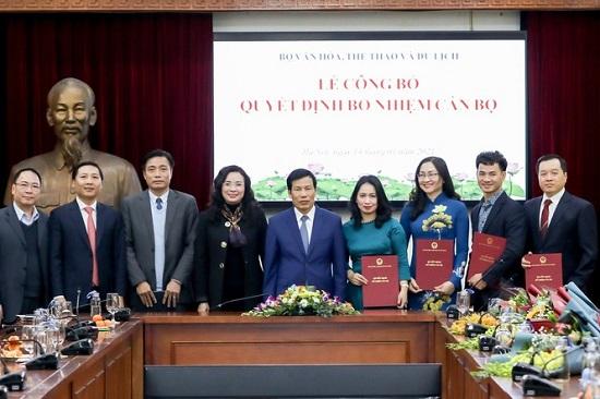 NSƯT Xuân Bắc được bổ nhiệm giữ chức Giám đốc Nhà hát Kịch Việt Nam - Ảnh 2