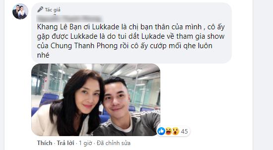 """Hương Giang bất ngờ bị quản lý cũ tố """"ăn cháo đá bát"""", cướp mối quan hệ với """"chị đại"""" Lukkade - Ảnh 2"""