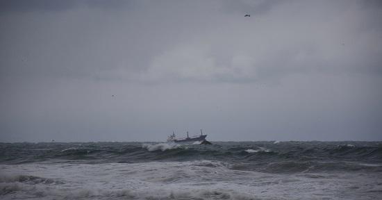 Tàu chở hàng Nga chìm ngoài khơi Thổ Nhĩ Kỳ, hai thuyền viên thiệt mạng - Ảnh 1
