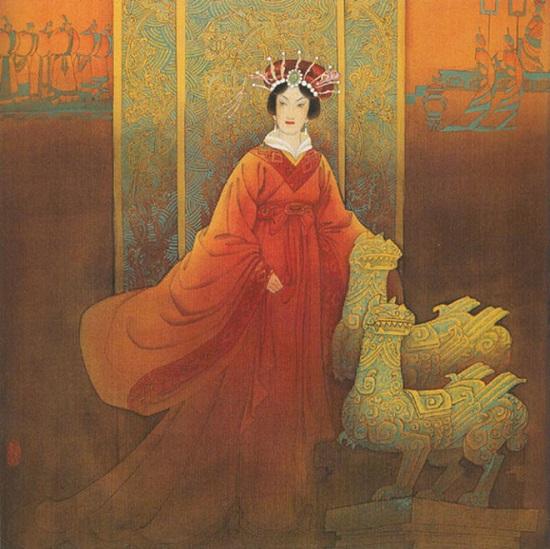 """Màn đánh ghen """"khét tiếng"""" của vị hoàng hậu Trung Quốc, ai nghe xong cũng phải rùng mình - Ảnh 2"""