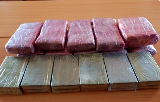 Hai nam sinh vận chuyển heroin, ma túy tổng hợp để lấy 300 triệu đồng  - Ảnh 2