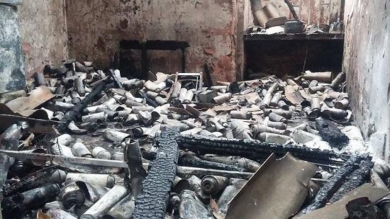 Hàng loạt vụ nổ bình gas: Mầm họa cho những căn bếp đến từ gas lậu - Ảnh 1