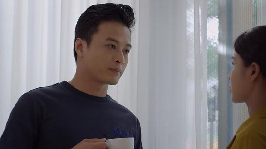"""Hướng Dương Ngược Nắng trích đoạn tập 18: Minh Châu vô tình chạm mặt """"người tình"""" của Dương Minh - Ảnh 2"""