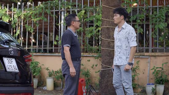"""Hướng Dương Ngược Nắng trích đoạn tập 18: Minh Châu vô tình chạm mặt """"người tình"""" của Dương Minh - Ảnh 3"""