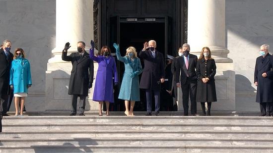 Những nhân vật quyền lực tham dự lễ nhậm chức của Tổng thống đắc cử Joe Biden - Ảnh 1