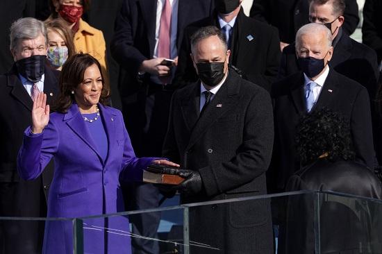 Ông Joe Biden tuyên thệ nhậm chức Tổng thống Mỹ thứ 46  - Ảnh 2