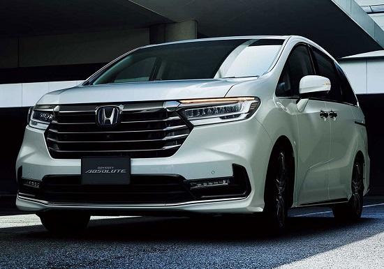 """Honda Odyssey 2021 ra mắt, đối thủ """"nặng ký"""" của Mitsubishi Xpander - Ảnh 1"""
