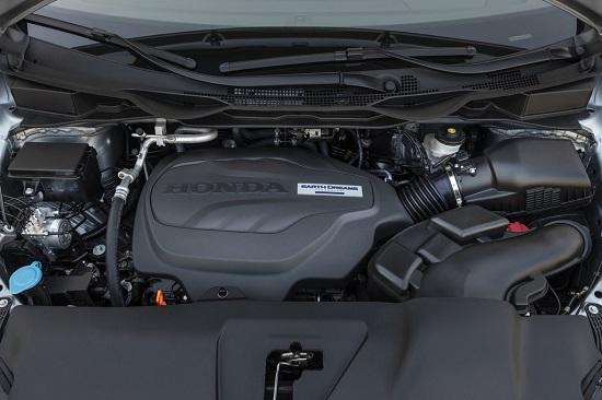 """Honda Odyssey 2021 ra mắt, đối thủ """"nặng ký"""" của Mitsubishi Xpander - Ảnh 3"""