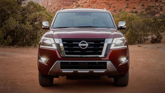 Nissan Armada 2021 nâng cấp diện mạo siêu xịn, giá hơn 1 tỷ đồng  - Ảnh 1