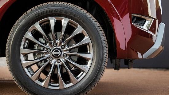 Nissan Armada 2021 nâng cấp diện mạo siêu xịn, giá hơn 1 tỷ đồng  - Ảnh 3
