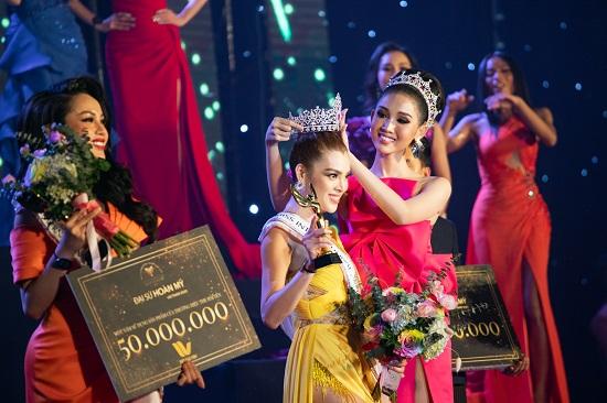 Phùng Trương Trân Đài – học trò Minh Tú đăng quang Hoa hậu chuyển giới Việt Nam 2020 - Ảnh 4
