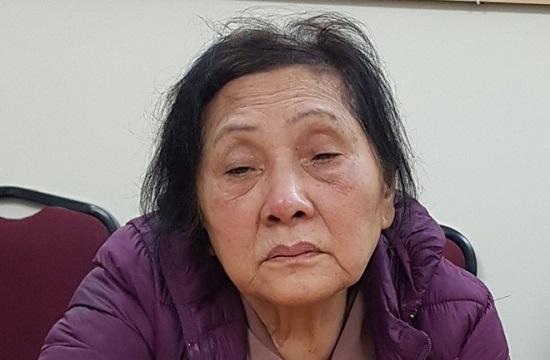 Hải Phòng: Bắt giữ cụ bà 74 tuổi gây ra hàng loạt vụ trộm cắp - Ảnh 1