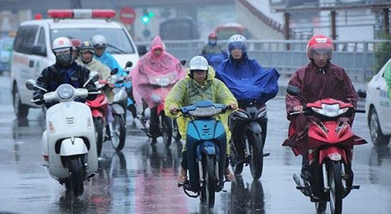 Miền Bắc sắp đón gió mùa Đông Bắc, thời tiết chuyển mưa rét  - Ảnh 1