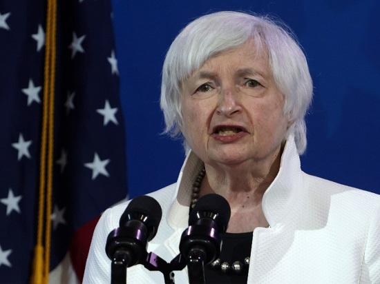Thượng viện Mỹ xác nhận nữ bộ trưởng tài chính đầu tiên trong lịch sử  - Ảnh 1