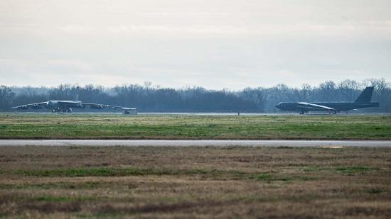 Máy bay B-52 lần đầu quay trở lại Trung Đông sau khi Tổng thống Biden nhậm chức  - Ảnh 2