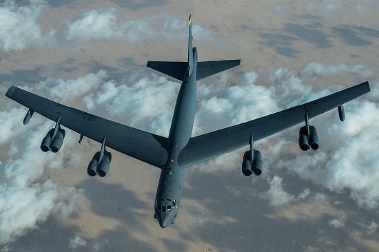 Máy bay B-52 lần đầu quay trở lại Trung Đông sau khi Tổng thống Biden nhậm chức  - Ảnh 3