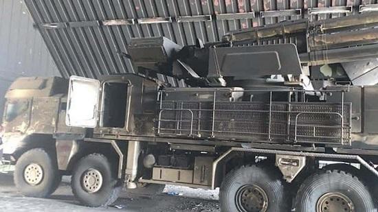 Quân đội Mỹ tịch thu hệ thống phòng không Pantsir của Nga - Ảnh 2