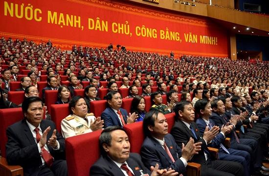 Công bố danh sách Ban Chấp hành Trung ương Đảng khóa XIII - Ảnh 3