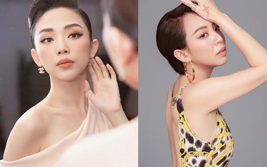 """""""Hoa hậu làng hài"""" Thu Trang khoe vòng một """"lấp ló"""", Tiến Luật tuyên bố không nhận ra vợ mình  - Ảnh 4"""