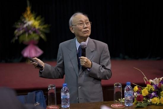Nhà thiên văn học gốc Việt nổi tiếng thế giới Nguyễn Quang Riệu qua đời - Ảnh 1
