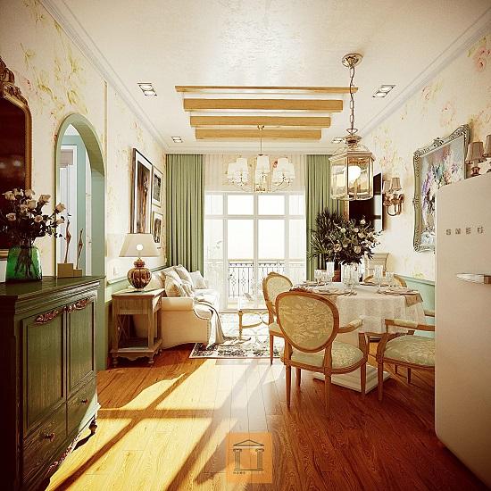 """Hòa Minzy """"tậu"""" thêm căn hộ lộng lẫy như cung điện ở Hà Nội - Ảnh 2"""