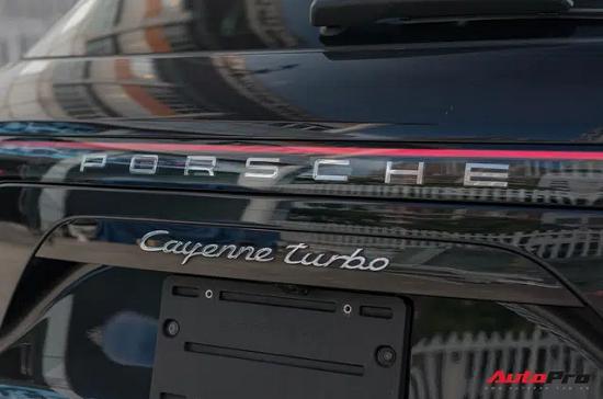 """Mẫu SUV """"hàng hiếm"""" Porsche Cayenne Turbo 2020 giá hơn 10 tỷ đồng tại Việt Nam - Ảnh 2"""