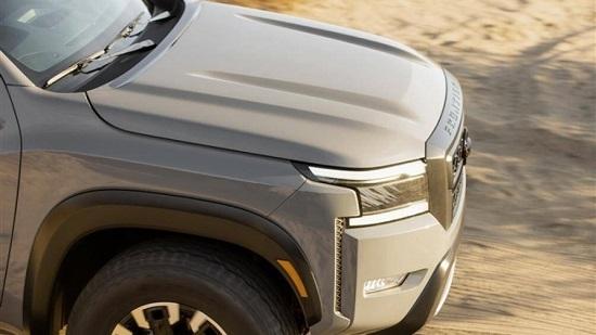 Xe bán tải Nissan Frontier 2022 ra mắt, thay đổi diện mạo để cạnh tranh - Ảnh 2