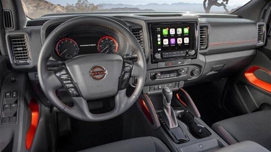 Xe bán tải Nissan Frontier 2022 ra mắt, thay đổi diện mạo để cạnh tranh - Ảnh 3