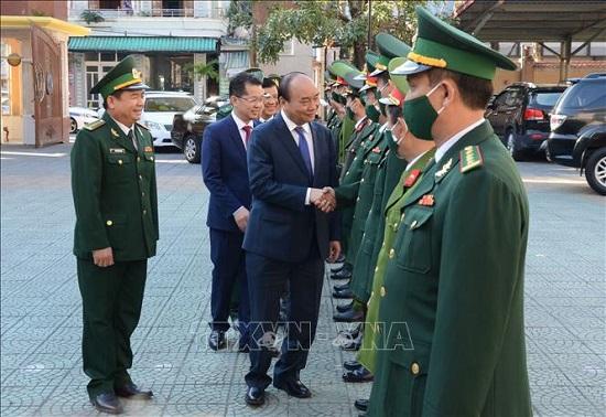 Thủ tướng Nguyễn Xuân Phúc thăm, chúc Tết tại Đà Nẵng - Ảnh 1
