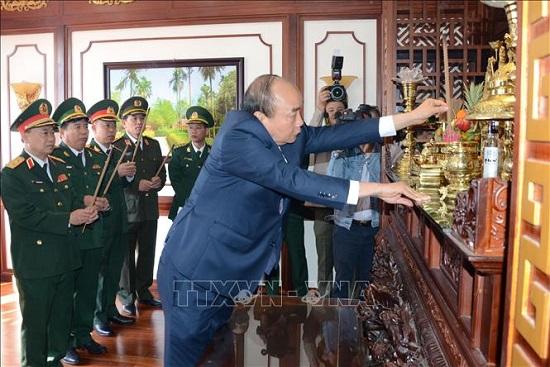 Thủ tướng Nguyễn Xuân Phúc thăm, chúc Tết tại Đà Nẵng - Ảnh 2