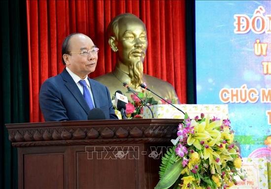 Thủ tướng Nguyễn Xuân Phúc thăm, chúc Tết tại Đà Nẵng - Ảnh 3