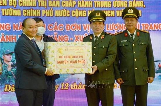 Thủ tướng Nguyễn Xuân Phúc thăm, chúc Tết tại Đà Nẵng - Ảnh 4