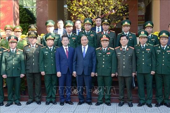 Thủ tướng Nguyễn Xuân Phúc thăm, chúc Tết tại Đà Nẵng - Ảnh 6