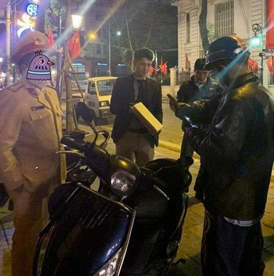 Huỳnh Anh lên tiếng giải thích sau khi bị tố gây tai nạn không chịu bồi thường  - Ảnh 1