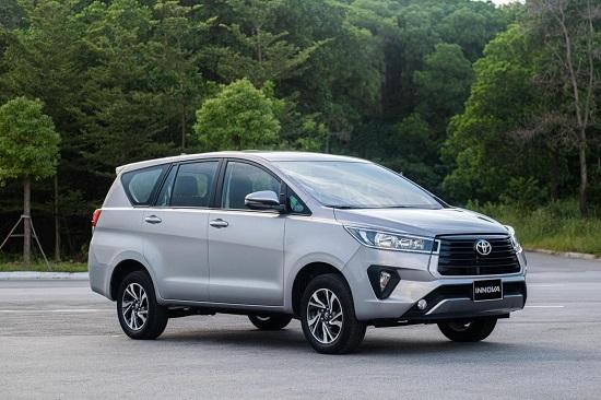 Bảng giá xe ô tô Toyota mới nhất tháng 2/2021: Giá bán từ 352 triệu đến 3,080 tỷ đồng - Ảnh 1