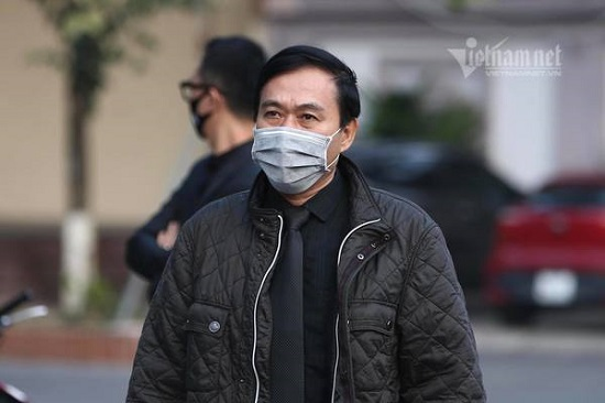 NSND Công Lý, Việt Anh và dàn nghệ sĩ đến tiễn đưa NSND Hoàng Dũng  - Ảnh 8