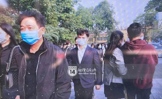 NSND Công Lý, Việt Anh và dàn nghệ sĩ đến tiễn đưa NSND Hoàng Dũng  - Ảnh 9